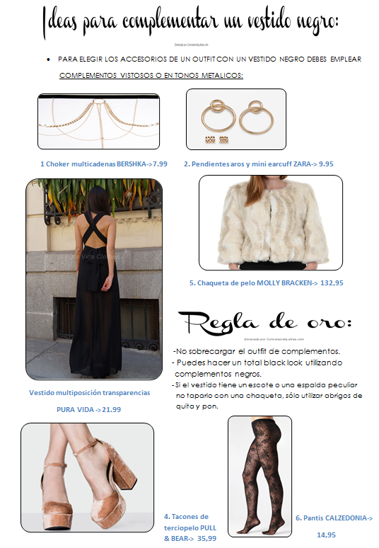 Ideas complementar vestido negro.PNG