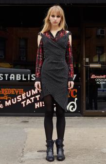Nicole Miller-> Prefall Nueva York